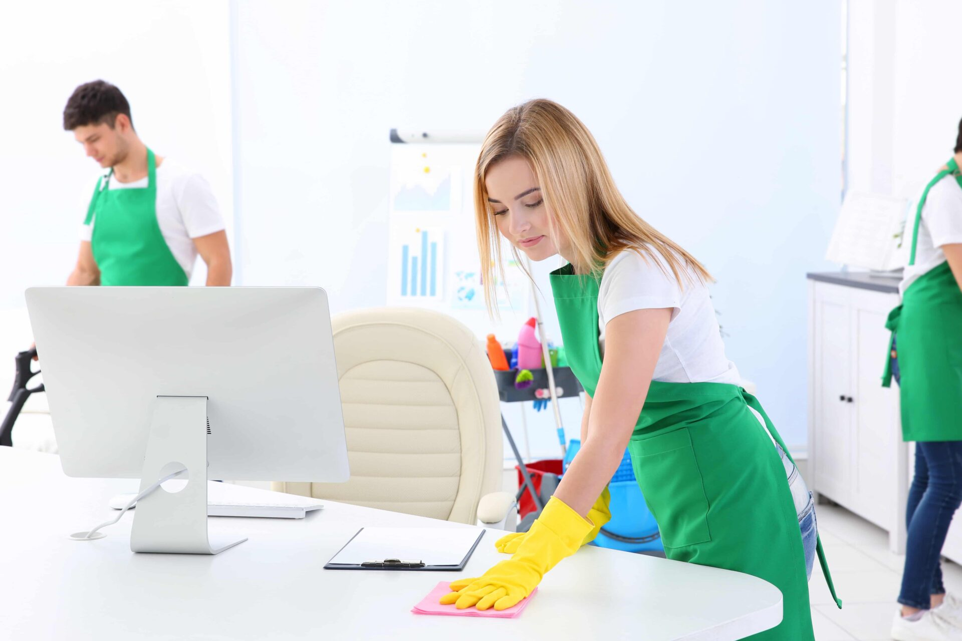 Is an unhygienic office bad for business