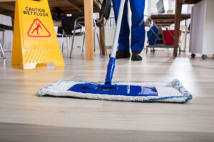 Where do I get top office cleaning services in West Terre Haute