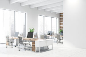 How can office space affect productivity